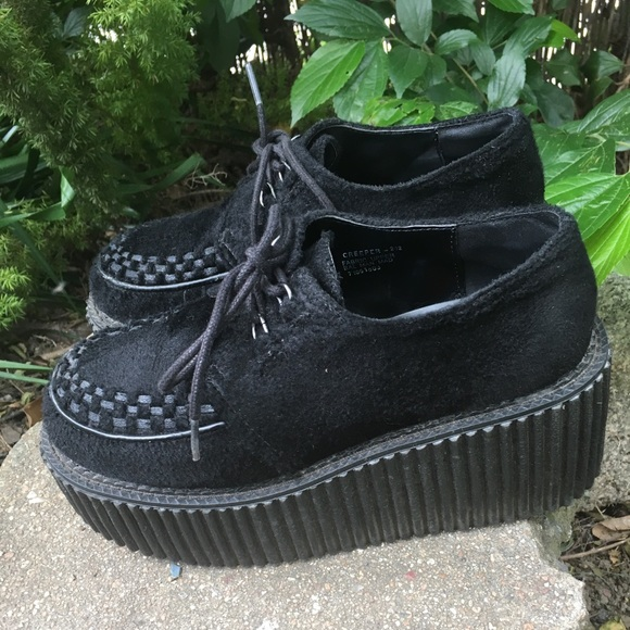 efad4cdb7d80b Demonia Shoes   By Pleaser Womens Creeper 202 Black 6 7   Poshmark